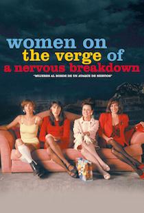 Kvinder på randen af et nervøst sammenbrud